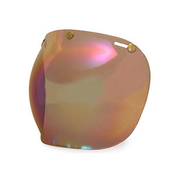 HEDONIST BUBBLE VISOR RAINBOW
