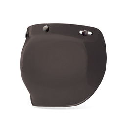 BELL 3-SNAP BUBBLE SHIELD DARK SMOKE