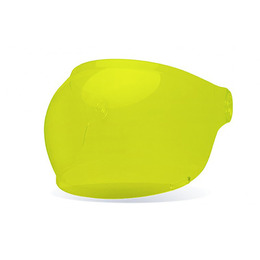 BELL BULLITT BUBBLE SHIELD YELLOW