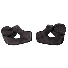 BELL BULLITT CHEEK PADS BLACK