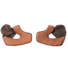 BELL BULLITT CHEEK PADS BROWN