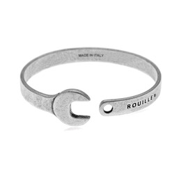 ROUILLE HERITAGE RACELET Vintage Silver 로일 헤리티지 레이슬릿 빈티지 실버