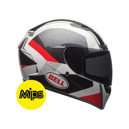 QUALIFIER DLX ACCELERATOR RED/BLACK MIPS