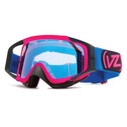 VON ZIPPER PORKCHOP MX PINK BLUE/SKY CHROME