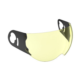ROOF BOXER V8 VISOR YELLOW AS/AF