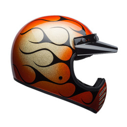 MOTO-3 SPECIAL CHEMICAL CANDY FLAMES ORANGE/BLACK