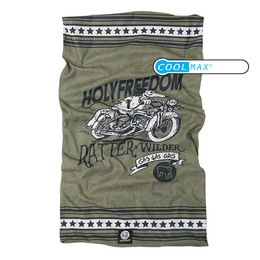 HOLYFREEDOM TUBE MASK Mr. RATTER WILDER 래터 와일더 [COOLMAX]