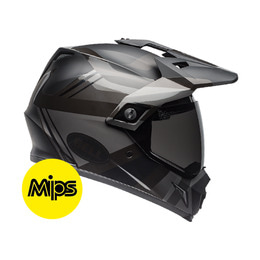MX-9 ADVENTURE BLACKOUT MATTE/GLOSS MIPS