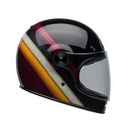 BULLITT BURNOUT BLACK/WHITE/MARRON
