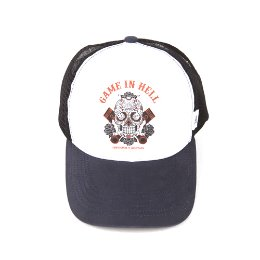 HELSTONS TRUCKER CAP CHEVIGNON GAME