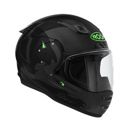 RO200 CARBON PANTHER BLACK/FLUO GREEN
