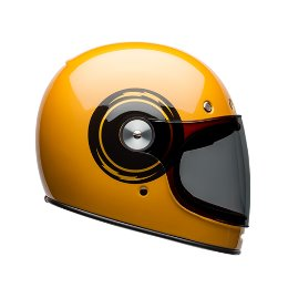BELL BULLITT BOLT YELLOW/BLACK