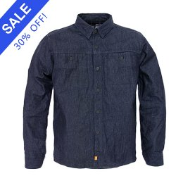 SA1NT ARAMID LINED DENIM JACKET INDIGO