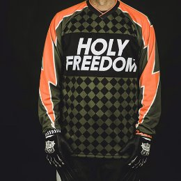 "HOLYFREEDOM DIRTY JERSEY DIECI ""10"""
