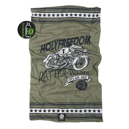 HOLYFREEDOM TUBE MASK MR. RATTER WILDER 래터 와일더 [REPREVE]