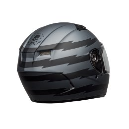 QUALIFIER Z-RAY MATT GRAY/BLACK
